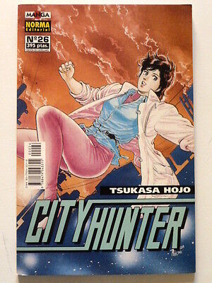 City Hunter Nº 26