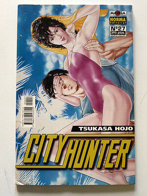 City Hunter Nº 27