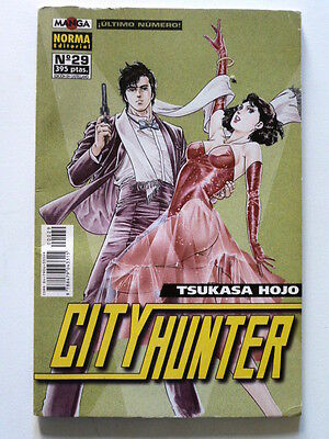 City Hunter Nº 29