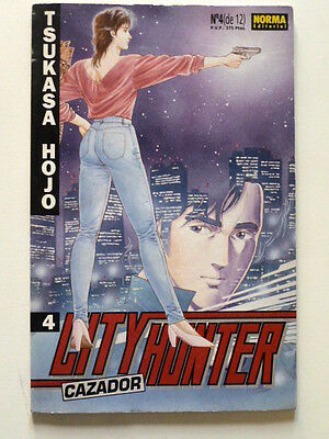 City Hunter Nº 4