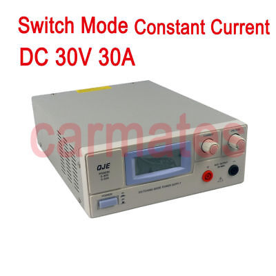 QJE Adjustable Variable Switch Mode DC Power Supply 30V 30A Digital professional