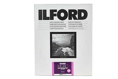Carta Stampa Bianco/Nero Ilford Multigrade IV RC Deluxe 13x18x25 Lucida MG4RC1M