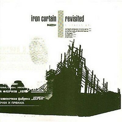 "Iron Curtain Revisited (2001, Vinyl, 10"", Compilation) NEW"