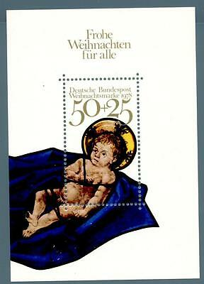 GERMANIA REP. FED. - BF - 1978 - Natale