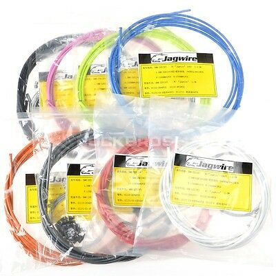 JAGWIRE Brake Wire Cable Hose House For Road Bike MTB Shimano Sram Avid 8 Color