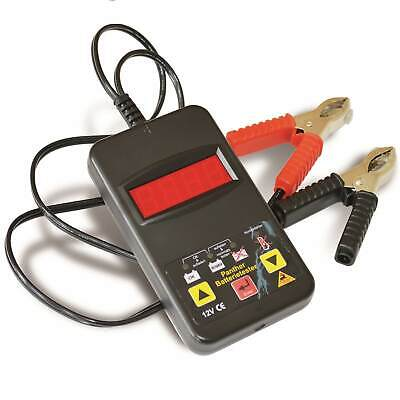 Panther BT111 Batterietester Prüfer 12V (CBT12XS) Digital Blei Gel AGM