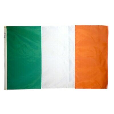 Ireland Irish St. Patrick's Day 3' x 5' Polyester Flag Printed Budget
