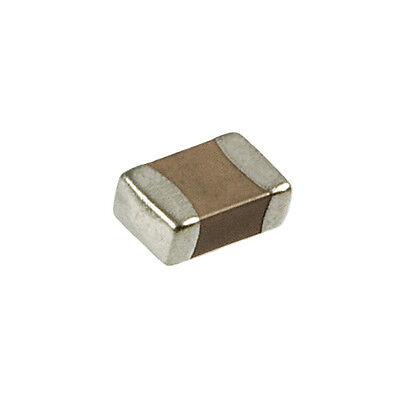 50x SMD 0805 Multilayer MLCC Ceramic Capacitor 22pF to 220nF - 1st Class UK Post