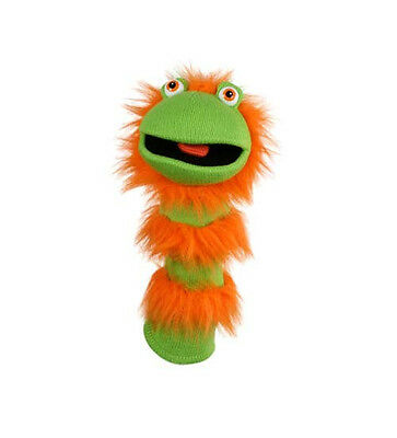 Pro Ministry Glove Hand Long Sleeved Sock Puppets Ginger