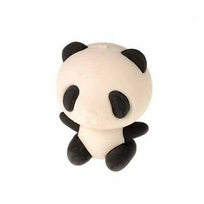 6 Japanese Style Panda Erasers Wholesale Party Favors