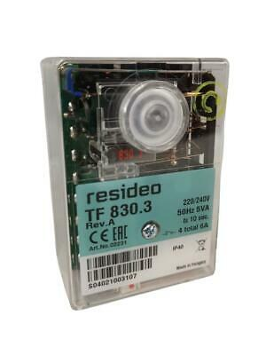 Honeywell Satronic Control Box TF830.3 ( SBS01)