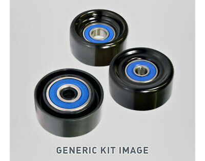 Nuline Pulley Kit for Ford Falcon ( 2002 - 2006) BA-BF FG 4.0L 6 Cyl.