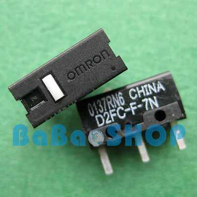 4pcs Brand New OMRON Micro Switch D2FC-F-7N for Mouse