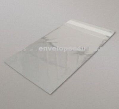 Cello Display Bag for Cards & Envelopes - Clear Cellophane Bags - Free UK Post!!