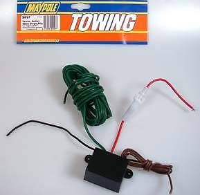 Maypole Auxilary Charging Relay Auxiliary For Trailer Caravan Towing - Mp097