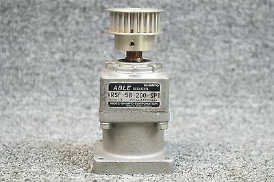 Nidec Shimpo Able Reducer Gearhead Vrsf-5B-200-Spt / Ratio 1:5 Free Ship