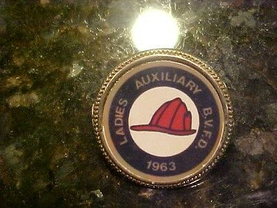 Ladies Auxiliary B.V.F.D. 1963 Pin (AMT)