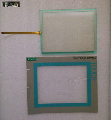 NEW For SIEMENS Touch Screen glass + Protective film TP177B 6AV6642-0BC01-1AX1