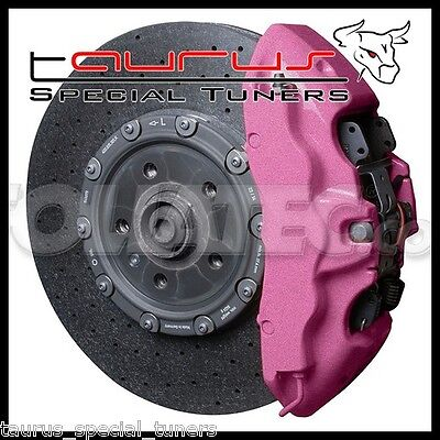 Kit Vernice FOLIATEC Alte temperature Pinze Freno Rosa bicomponente brembo
