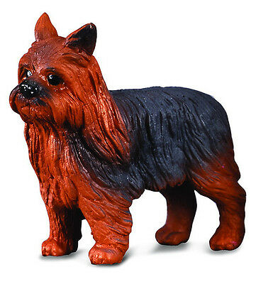 YORKSHIRE TERRIER, Yorkie #88078~ Dog Replica FREE SHIP/USAw/$25+CollectA