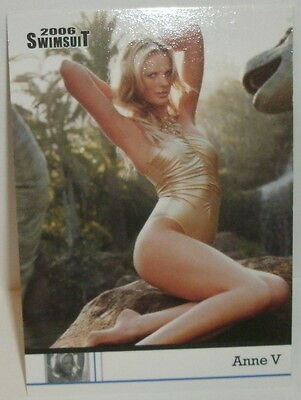 Sports Illustrated 2006 - Anne V - Swimsuit Card #6