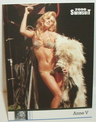 Sports Illustrated 2006 - Anne V - Swimsuit Card #10