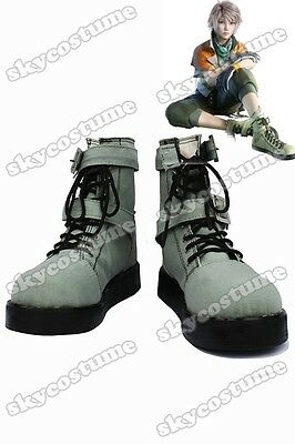 Final Fantasy XIII Oerba Hope Estheim Cosplay Shoes Boots