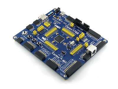 NXP LPC LPC1768FBD100 LPC1768 ARM LPC Cortex-M3 Development Board +Module+Cables