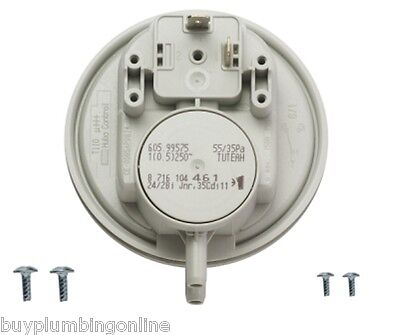 Worcester Air Pressure Switch Huba 87161044610