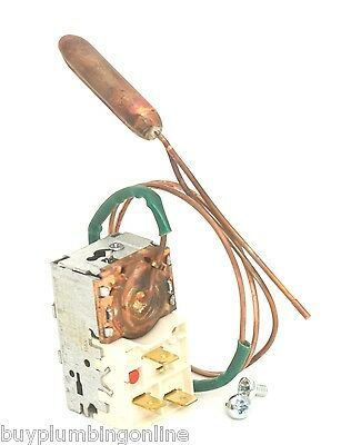 Worcester Thermostat  High Limit  87161423140