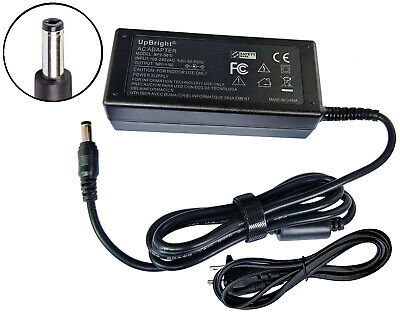 """12V 5A 60W AC/DC Adapter For Apex AVL2076 20.1"""" LCD TV Charger Power Supply Cord"""