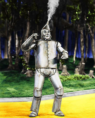 Jack Haley as Hickory/The Tin Man in The Wizard of Oz 24X30 Poster smoking head