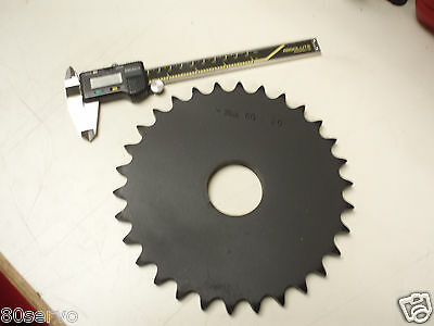 Martin Sprocket  Gear Roller Chain Flat  # 60 30    Bore: 1-3/4""
