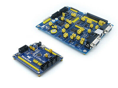 C8051F340 C8051F 8051 Evaluation Development Board Kit + DVK501 System Tools