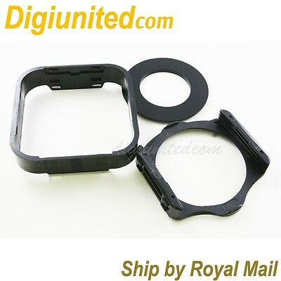 82mm 82 mm Metal Adapter Ring + Filter Holder + Lens Hood for Cokin P Series