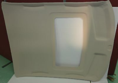Rover Sd1 Trimmed Headlining Board With Sunroof
