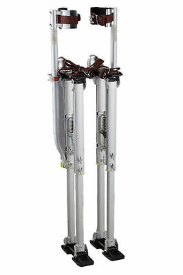 "New Painter's & Drywall's STILTS (36-48"") (silver)"