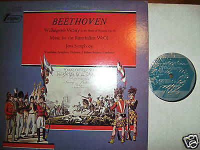 Turnabout Beethoven Wellingtons Victory Reichert