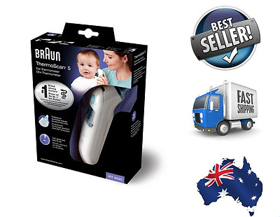 Braun Thermoscan Baby Child Ear Thermometer IRT6020/IRT6500 with 21 Lens