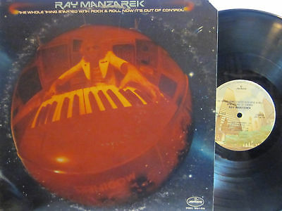 Ray Manzarek - Whole Thing Started w/ R & R (of The Doors) (Mike Fennelly)