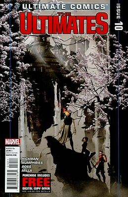 Ultimate Comics Ultimates #10 Comic Book - Marvel