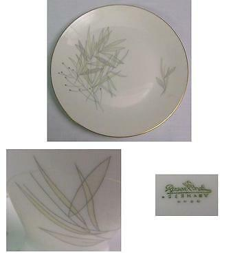 unknown Willow Salad Plate by Rosenthal Germany