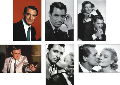 Cary Grant Awesome New POSTCARD Set