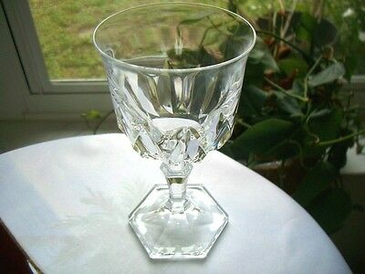 Cris D'Arques Chaumont Crystal Water Glass