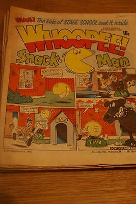 WHOOPEE COMIC  17th March 1984