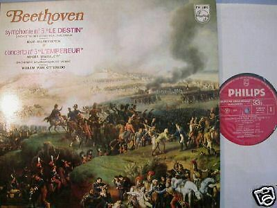 Philips Beethoven Symphonie No 5 Magaloff Markevitch