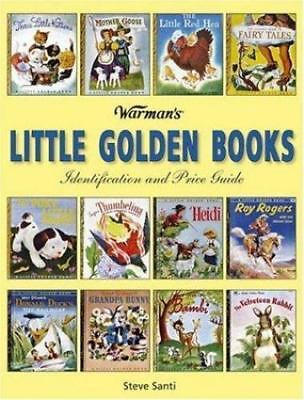 Warman's Little Golden Books Identification And Price Guide