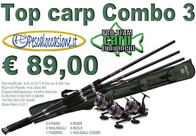 Attrezzatura Da Carpa Accessori Carp Fishing Carpfishing Mulinelli Canne Pesca