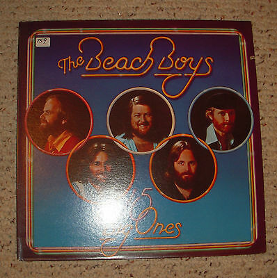 The Beach Boys - 15 Big Ones - Lp - Warner Bros  Ms2251 - 1976