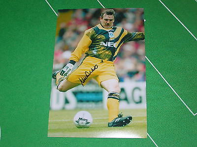 Everton Neville Southall Signed Full Colour Press Quality Photograph